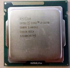 Intel Core i7-3770 3.4GHz Quad-Core (BX80637I73770) Processor working tested