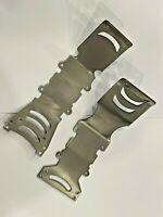 UMaxx Gorillamaxx UE HCR Titanium Skid Plates for Traxxas Emaxx Tmaxx 2.5 3.3