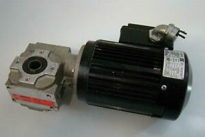 Bodine Gear Motor Bosch 15Nm 240/415V  1.6/0.8A 3.842 503 067 G5K0057C0023