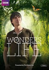 Wonders of Life Brian Cox BBC DVD R4 New & Sealed