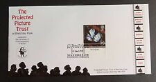 GB 1996 100 Years Cinema Pictures Bletchley Park FDC Shepperton  Ltd Ed 22 of 30