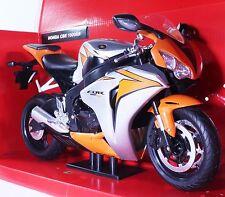 TM10VR New Honda CBR1000RR Diecast Street Motorcycle Bike Model 1:6 New Ray