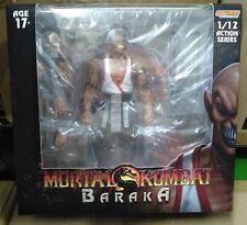 Storm Collectibles Toy Action Figure BARAKA Mortal Kombat