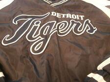 Detroit Tigers MLB Genuine Merchandise Pullover Jacket Size XL