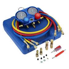 Manifold Gauge Set Diagnostic Ac Tool Kit For R410a Hvac Service Set