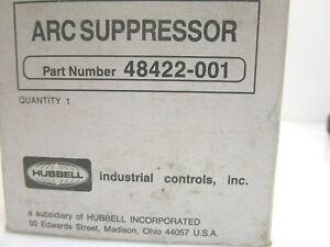 NEW HUBBELL 48422-001 ARC SUPPRESSOR
