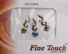 Bindi bijou de peau front bollywood multicolore dot tilak IND-R 1093