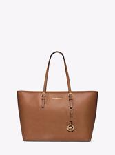 NWT Michael Kors Handbag Jet Set Travel Medium Saffiano Multu-Function Tote $298