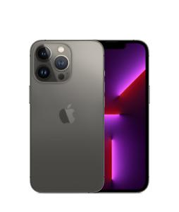 Apple iPhone 13 Pro 6.1-inch - 128GB 256GB 512GB 1TB - Black Graphite, A2638