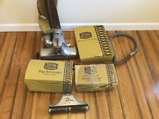 1970's Kirby Classic Omega vacuum cleaner and carpet cleaner-all attachments