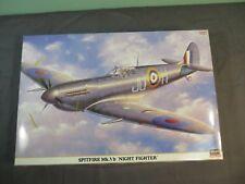 Hasegawa 1:32 Spitfire Mk.Vb Night Fighter Model Kit OPEN 08132