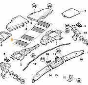 BMW Genuine Micro Cabin Filter Set E90 E92 E93 3 Series M3 64319159606