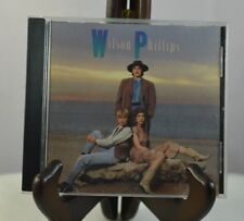 Wilson Phillips by Wilson Phillips (CD, 1990, SBK Records) TESTED FAST-FREE SHIP