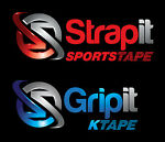 STRAPIT AND GRIPIT SPORTSTAPES