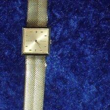 Sarcar Uhr vergoldet Herren Damen funktionsfähig Schweizer Qualitätsprodukt