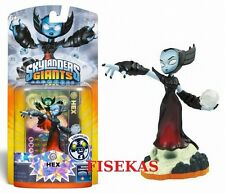 Skylanders Giants LIGHTCORE HEX Figure Card Sticker Web Code 2012 NEW