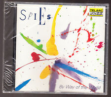 SPIES - BY WAY OF THE WORLD - 12 TRACKS - NEW & SEALED CD ALBUM