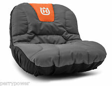 New OEM Husqvarna Tractor Seat Cover 588208701 W/ Gear Pockets, 2 Year Warranty