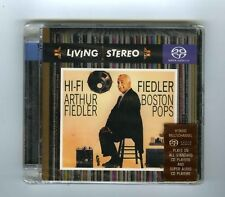 SACD (NEW) ARTHUR FIEDLER BOSTON POPS