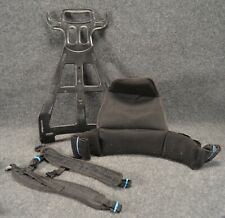 Hoover C2401 Backpack Vacuum Replacement Part Carrying Frame & Shoulder Straps
