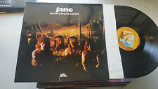 JANE Between Heaven And Hell 1977 LP gate Record Vinyl GERMANY BRAIN 60.055 rare