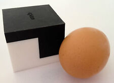 New Egg Cup Set 2 Eggcup Designer Silicone Egg Cups Holders Boat Caravan Gift
