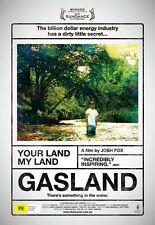 Gasland - The very un-natural gas DVD - Lock the gate, environment, Energy, Gas