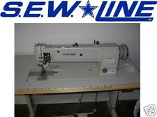 Sewline Sl-4410-18 New 18Inch Long Bed Hd Walking Foot Industrial Sewing Machine