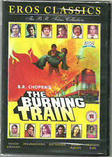 the Burning Train - Vinod Khanna - Dharmendra - Nuevo Bollywood DVD