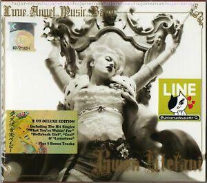 GWEN STEFANI Love.Angel.Music.Baby. 2005 MALAYSIA DELUXE 2CD SET RARO NUOVO...