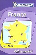 Michelin France Atlas Routier (Michelin France Atlas (mini-spiral))