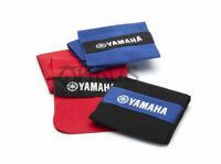 Genuine Yamaha Racing Black/Blue/Red Fleece Scarfs