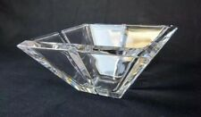 NEW ROSENTHAL CLASSIC MADISON CRYSTAL SQUARE BOWL DISH MADE IN GERMANY