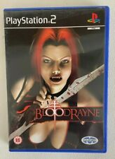 PS 2 PAL GAME BLOODRAYNE PAL VERSION MAKE OFFER