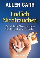 Endlich Nichtraucher! - Allen Carr - 9783442174027