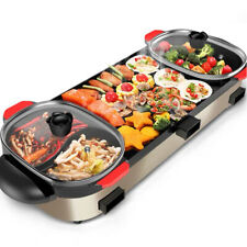 CMTM BBQ Plate, Hot Pot, electric grill plate