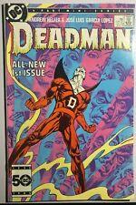 DEADMAN #1 (1985) DC Comics FINE