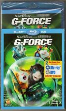 Disney G-Force Blu-ray + DVD (2-Disc Combo Pack) BRAND NEW