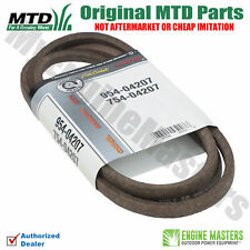Genuine OEM MTD 954-04207 Drive Belt