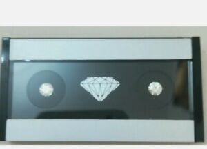2 Diamanti Naturali Da 0.10 Ct D VVS1