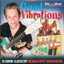 BRIAN WILSON: GOOD VIBRATIONS - PROMO CD ALBUM (2004) CALIFORNIA GIRLS, DARLIN'