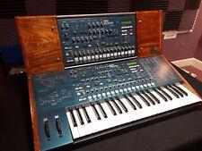 ** Korg MS4000 ** MS2000 MS2000R MOD Blue Metallic Handmade 8 Voice