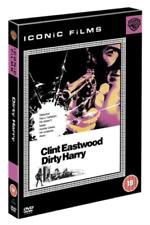 Clint Eastwood, John Larch-Dirty Harry  DVD NEW