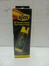 ACCEL 75340 500 THRUSTER SERIES FUEL PUMP IN-TANK BRAND NEW
