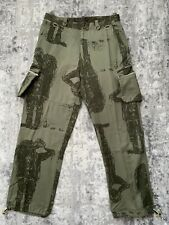 "RARE - Undercover - 2003 SCAB - ""Drunkard"" Cargo Pants - Size M"