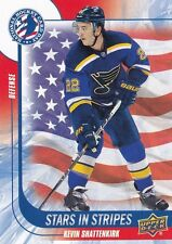 KEVIN SHATTENKIRK 15-16 UPPER DECK NATIONAL HOCKEY CARD DAY STARS IN STRIPES #4