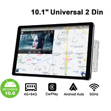 JOYING 10.1 Big Screen Android 10 Car Stereo Radio for Universal 2 Din Head Unit