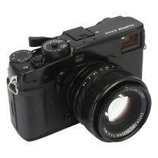Camera Metal Thumbs Up Grip Hand Grip for Fujifilm Fuji X100F X-Pro2 XPro2 Black
