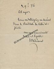 CLEMENT (Jean-Baptiste) chansonnier montmartrois et communard français 1836-1903
