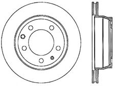 Centric Parts 125.33078 Rear Premium Brake Rotor